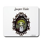Twilight Jasper Hale Mousepad