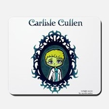 Twilight Carlisle Cullen Mousepad