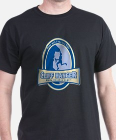Cliff Hanger White Knuckle La T-Shirt