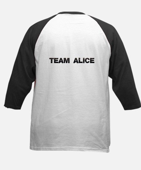 Twilight Alice Cullen Kids Baseball Jersey