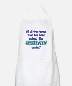 I LIKE BEING CALLED GRANDDAD Apron