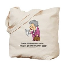 SW Don't Retire Tote Bag