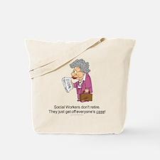 SW Don't Retire Tote Bag