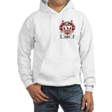 Joyce Coat of Arms (Front/Back) Hoodie