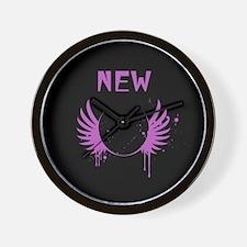 Twilight New Moon Movie Merch Wall Clock