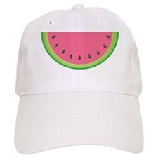 Pink Watermelon Baseball Cap