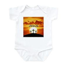 Spanish Jesus Onesie