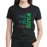Dance Women's Dark T-Shirt