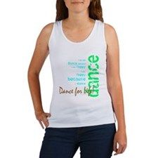 Dance for Life 1 Women's Tank Top