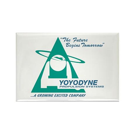 Yoyodyne Rectangle Magnet