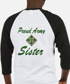 4th ID Sister Baseball Jersey