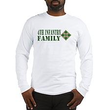 4th ID Mom Long Sleeve T-Shirt