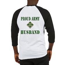 4th ID Husband Baseball Jersey