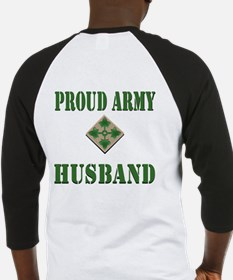 4th ID Husband Baseball Jersey