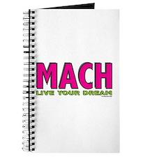 MACH live your dream Journal