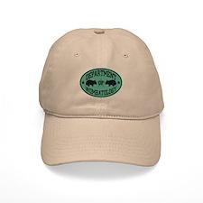 Department of Wombatology Baseball Cap
