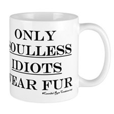 Anti-Fur Small Mug