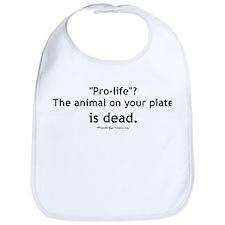 Eat Pro-Life Bib