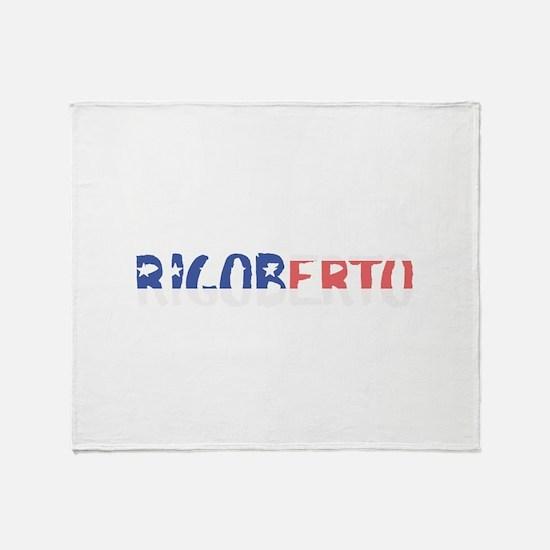 Rigoberto Throw Blanket