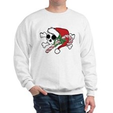 Cute Santa Skull Jumper