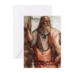 Plato Education Love Beauty Greeting Cards (Packag