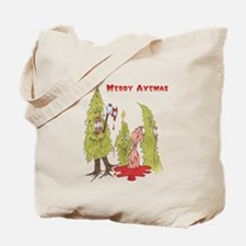 Merry Axemas Shopping Bag