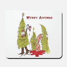 Merry Axemas Mousepad