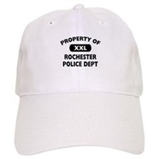 Property of Rochester Police Cap