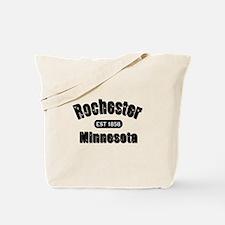 Rochester Established 1858 Tote Bag