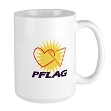 PFLAG of Winston-Salem Mug