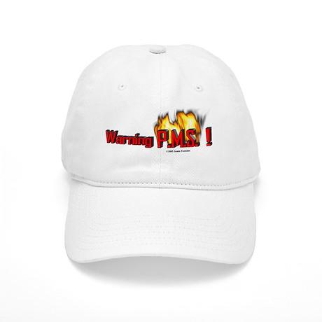 Cap Warning PMS Fire Text L