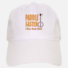 Paddle Faster Baseball Baseball Cap