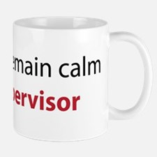 Remain Calm Mug