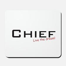 Chief / Dream! Mousepad