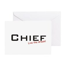 Chief / Dream! Greeting Cards (Pk of 20)