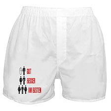 Gut, Besser Am Besten Geschlecht, Boxer Shorts