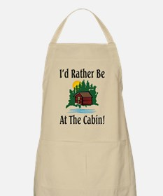 At The Cabin Apron