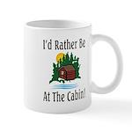 At The Cabin Mug