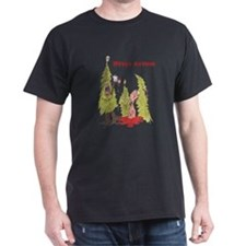 Merry Axemas T-Shirt