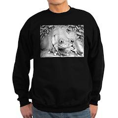 rain forest frog Sweatshirt