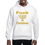 Fuck X-mas Hooded Sweatshirt