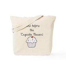 Cupcake Queen Tote Bag