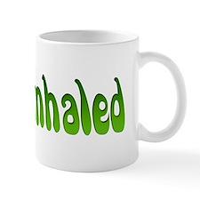 I inhaled Mug