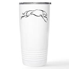 Greyhound Travel Mug/S&G