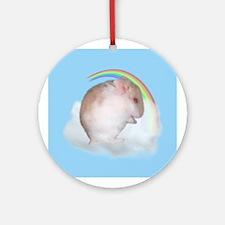 HDArts02 Keepsake Hamster Ornament (Round)