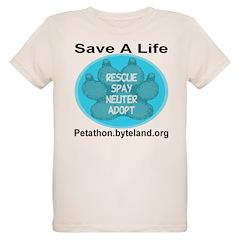 Save A Life Petathon T-Shirt