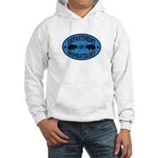 Department of Wombat-ology II Hoodie