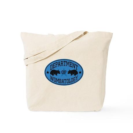 Department of Wombat-ology II Tote Bag