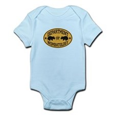Department of Wombatology III Infant Bodysuit