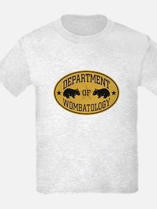 Department of Wombatology III T-Shirt